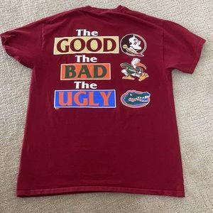Florida state FSU t-shirt Medium